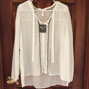 NWT size XL Matilda Jane blouse